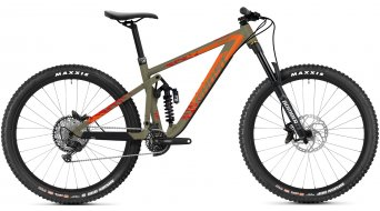 Ghost Riot Enduro Universal 27.5 MTB bike size S mud/orange 2021