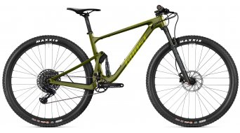 Ghost Lector FS Universal 29 MTB bike olive/lightolive 2021