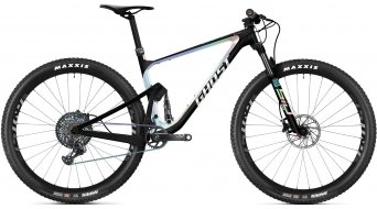 Ghost Lector FS Pro World Cup 29 MTB bike jet black/rbsilversh 2021