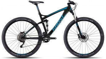 Ghost AMR 2 29 MTB bike maat XS black/blue model 2016