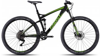 Ghost AMR 4 29 MTB bike maat XS black/green model 2016