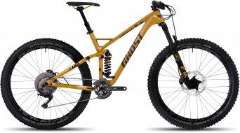 Ghost SLAMR X 9 LC 29 MTB fiets maat S cane yellow/black model 2017