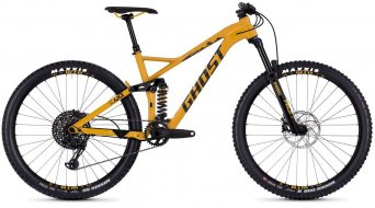 "Ghost SLAMR 4.7 AL U 27.5"" MTB Komplettrad spectra yellow/night black Mod. 2019"