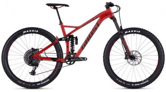 "Ghost SLAMR 6.7 AL U 27.5"" MTB Komplettrad riot red/night black Mod. 2019"