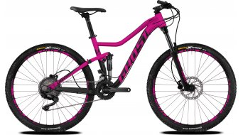 "Ghost Lanao FS 2.7 AL W 27.5"" MTB Komplettrad Damen-Rad Gr. L berry pink/night black Mod. 2018"