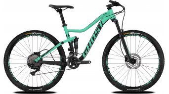 "Ghost Lanao FS 3.7 AL W 27.5"" MTB Komplettrad Damen-Rad Gr. L jade blue/night black Mod. 2018"
