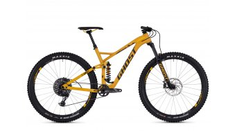 "Ghost SLAMR X5.9 AL U 29"" MTB Komplettrad spectra yellow/night black Mod. 2018"