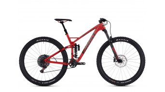 "Ghost SLAMR X7.9 AL U 29"" MTB Komplettrad riot red/night black Mod. 2018"