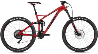 "Ghost FRAMR 4.7 AL U 27.5""/650B MTB komplett kerékpár riot red/night black 2019 Modell"