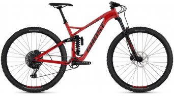 "Ghost SLAMR 2.9 AL and 29"" MTB bike riot red/jet black 2019"