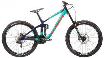 """Kona Operator 27.5"""" MTB komplett kerékpár indigo/seafoam 2020 Modell"""