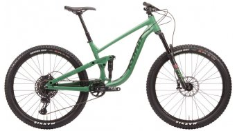 "KONA Process 134 DL 27.5"" MTB fiets sage model 2020"