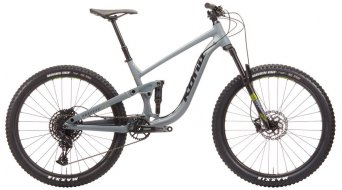 "KONA Process 134 27,5"" MTB bike battleship gray 2020"