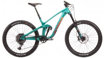 "KONA Process 153 CR 27,5"" MTB bike seafoam 2020"