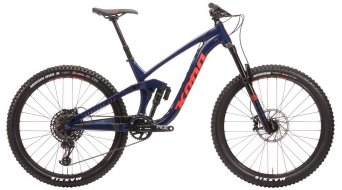 "KONA Process 153 DL 27,5"" MTB bike indigo 2020"