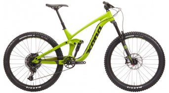 "KONA Process 153 27,5"" MTB bike size XL lime 2020"