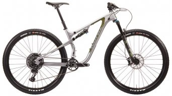 "Kona Hei Hei CR 29"" MTB/Trail bici completa tamaño S chrome-plata Mod. 2020"