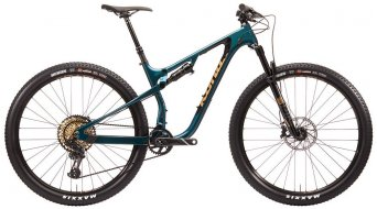 "Kona Hei Hei CR-DL 29"" MTB/Trail bici completa tamaño S slate azul/negro Mod. 2020"