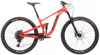 "KONA Process 134 AL-DL 29"" MTB fiets sun set orange model 2020"