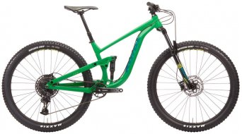 "KONA Process 134 AL 29"" horské kolo green model 2020"