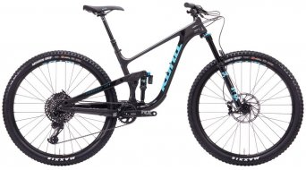 "Kona Process 134 CR 29"" MTB(山地) 整车 型号 lead powder/black 款型 2020"