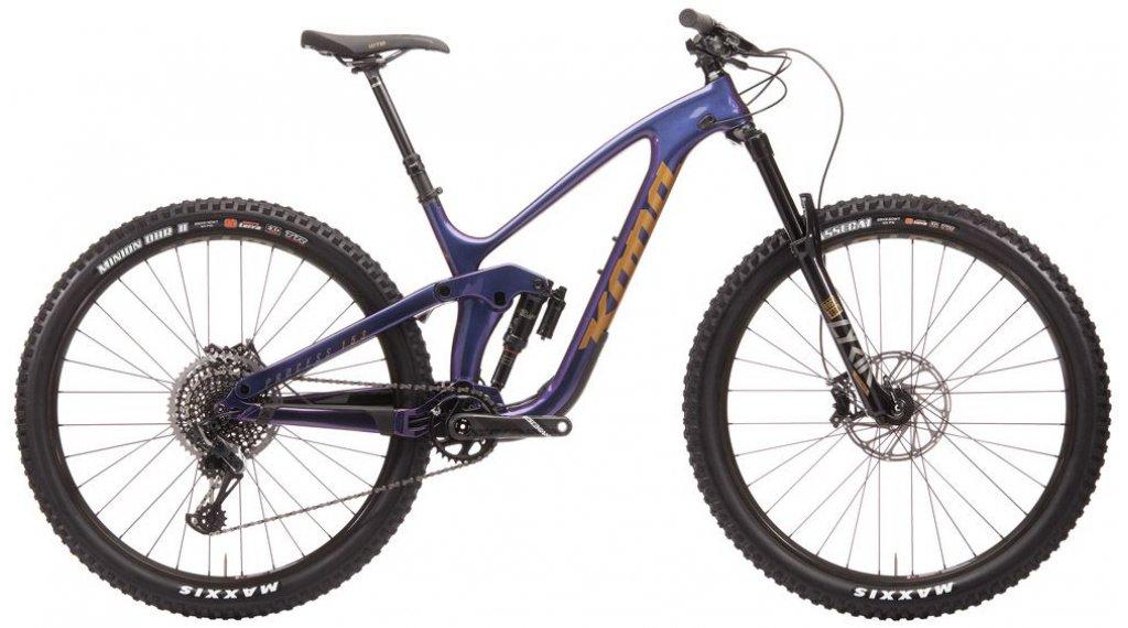 """Kona Process 153 CR-DL 29"""" MTB Komplettrad Gr. M prism purple-blue Mod. 2020"""