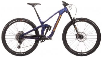 "KONA Process 153 CR-DL 29"" MTB fiets prism purple-blue model 2020"
