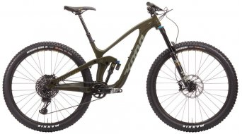 "KONA Process 153 CR 29"" MTB bike earth gray 2020"