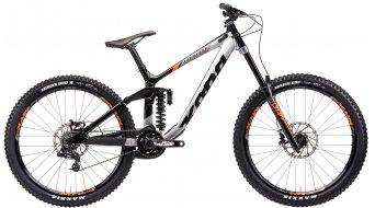 Kona Operator 27.5 MTB bici completa tamaño XL gloss faux chrome/negro Mod. 2021