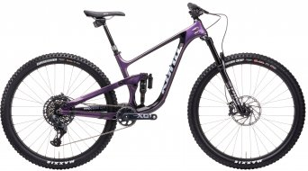 KONA Process 134 Supreme 29 horské kolo gloss purple/green prism model 2021