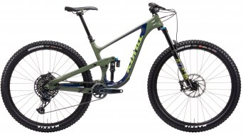 KONA Process 134 CR 29 horské kolo gloss indigo/concrete green model 2021