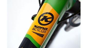 Kona Process 134 650B Komplettbike Gr. MD green/yellow Mod. 2016
