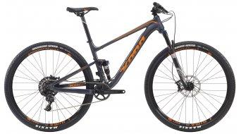 KONA Hei Hei Deluxe Race 29 bike size M charcoal/team orange/purple 2016