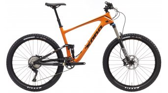 Kona Hei Hei Trail Carbon 650B Komplettbike orange Mod. 2017