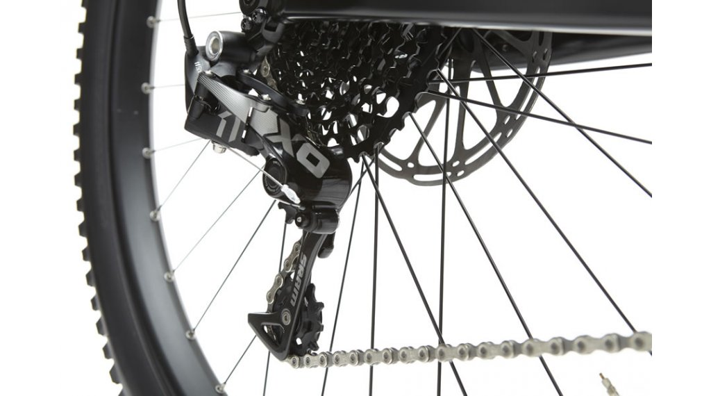 Kona Process 153 DL 650B bici completa negro(-a) Mod. 2017