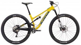 KONA Process 111 29 bike yellow model 2017