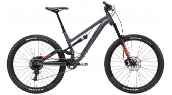 "KONA Process 153 SE 27,5"" kolo matt charcoal/black & orange decals model 2018"