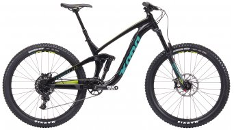 "KONA Process 153 27,5"" Enduro fiets black model 2019"
