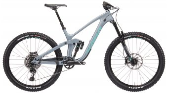 "KONA Process 153 CR/DL 27,5"" Enduro fiets silver model 2019"