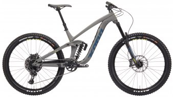 "KONA Process 165 27,5"" Enduro fiets warm gray model 2019"