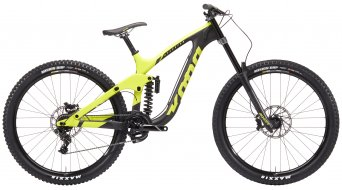 "KONA Operator CR 29"" Downhill fiets maat L charcoal/yellow model 2019"