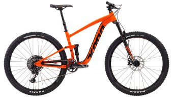 "KONA Satori DL 29"" Enduro fiets hot orange model 2019"
