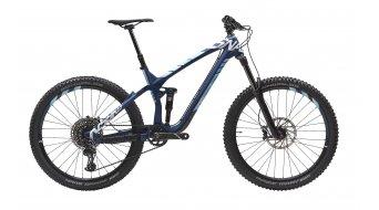 NS Bikes Snabb E carbon 1 27.5 bike blue/white 2017