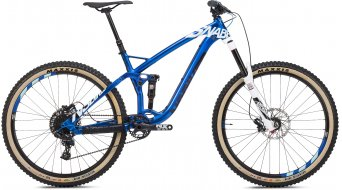 NS Bikes Snabb T2 27.5 bici completa tamaño L azul/blanco Mod. 2017