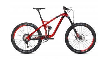 "NS Bikes Snabb 160/1 Enduro Expert 27,5"" bici completa trans rojo Mod. 2018"