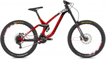 "NS Bikes Fuzz 2 DH 27,5"" vélo taille trans red Mod. 2018"