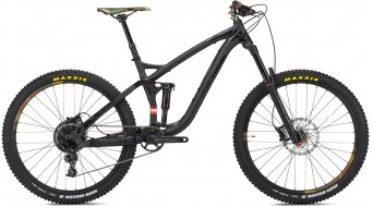 "NS Bikes Snabb 160/2 Enduro 27,5"" bici completa negro Mod. 2018"