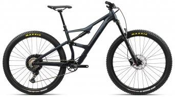 Orbea Occam H30 29 MTB bici completa mis. S matte gloss  metallico  nero mod. 2021
