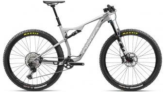 Orbea Oiz H10 TR 29 MTB bici completa mis. L matte gloss mouse grigio mod. 2021