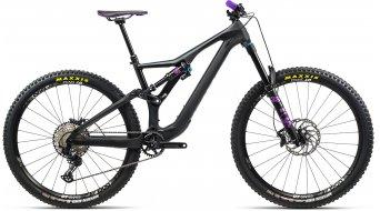 Orbea Rallon M20 29 MTB bici completa mis. L matte nero/gloss nero purple mod. 2021